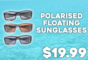 Aropec Polarised Floating Sunglasses