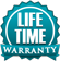Warranty Badge - Lifetime Warranty
