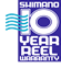 Warranty Badge - 10-Years Shimano Reel Warranty