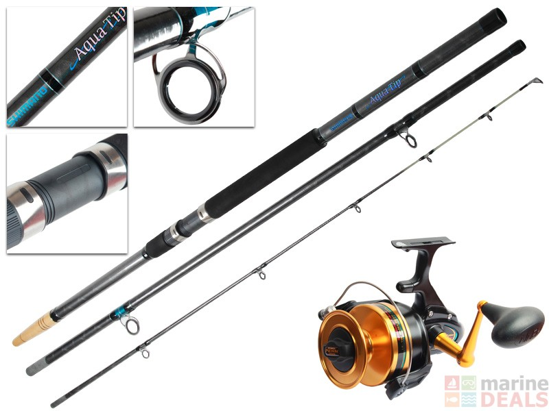 Shimano Rod And Reel Combo Tip Rod And Reel Combo