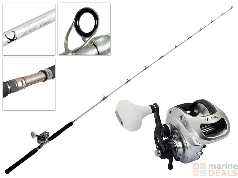 Shimano Rod And Reel Combo Rod And Reel Combo 60lb