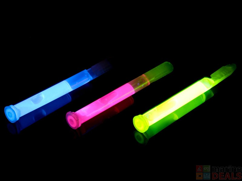 buy mantackle deep sea glow stick with clip 4in online at