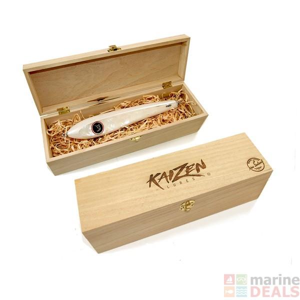 Buy bonze kaizen stick bait 159 gift box online at marine for Fishing gift box