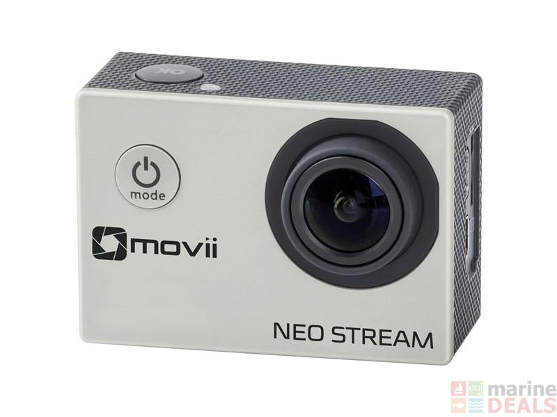 Stream with camera