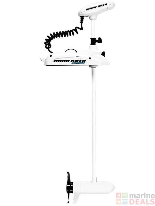 Buy minn kota rr112st riptide st saltwater electric outboard motor with i pilot v2 112lb 36v for Minn kota electric outboard motors