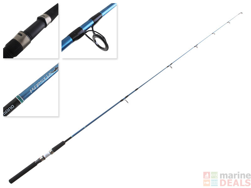 Buy shimano fx 4000 fb and kidstix blue kids combo 6ft 2 for Shark fishing rod and reel combo