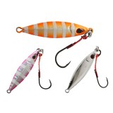 Storm Koika Japanese Slow Pitch Jig Rigged