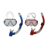 CDX Silicone Diving Mask and Snorkel Set