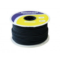Bridon Marine Shock Cord 4mm Black Per Metre