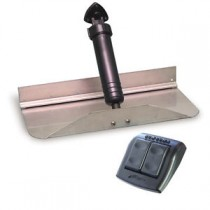 Bennett Complete Trim Tab Kits with Euro-Style Rocker Switch Control