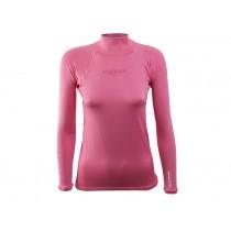 Maddog SPF 50 Long Sleeve Girls Rash Top Pink Size 6