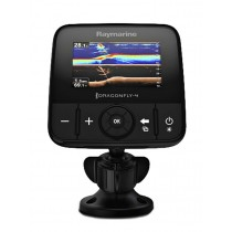 Raymarine Dragonfly 4DV 4.3'' CHIRP DownVision Fishfinder with Transducer