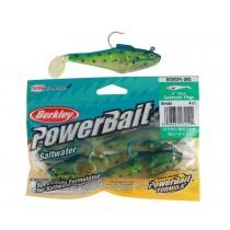 Berkley Powerbait 4'' Pogy Rigged Dorado