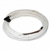 Raymarine E55066 Radar Cable with Right-Angle Connector 25m