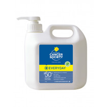 Cancer Society Everyday Lotion SPF50 Bulk Sunscreen