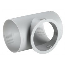 Eberspacher Ducting Connector with Air Outlet Housing 65mm