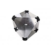 Stamped Aluminium Radar Reflector 12''