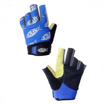 AFTCO Short Pump Long Range Braid Fishing Gloves Large
