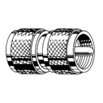 M563 Double Male UHF Connector