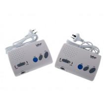 2 Station Wireless Intercom 240v