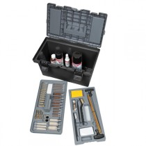 Allen Ultimate Gun Cleaning Kit 80 Piece