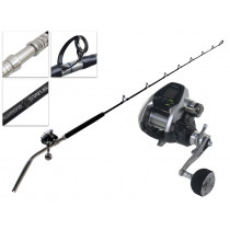 Shimano Dendou-Maru Forcemaster 3000 and Status Bent Butt Deep Sea Electric Combo 5'10'' 50lb