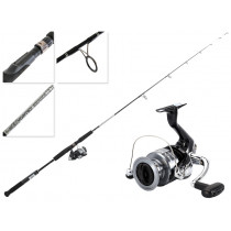 Shimano Sienna 2500 FE and Vortex Inshore Jigging Combo 6ft 6in 10-20lb