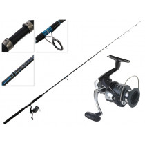 Shimano Sienna 4000 FE and Aquatip Softbait Combo 7ft 4-8kg 2pc