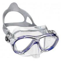 Cressi Eyes Evolution Crystal Mask Clear/Blue