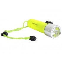 Cree LED Dive Torch 3W Waterproof to 50m