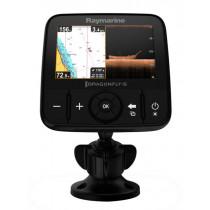 Raymarine Dragonfly 5 PRO CHIRP GPS/Fishfinder Package