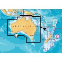 Navionics Gold Chart Card Australia