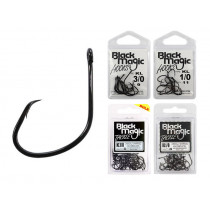 Black Magic KL Black Series Hook Large Pack