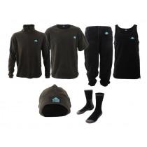 Game Hunter 6pc Fleece Clothing Pack 3XL