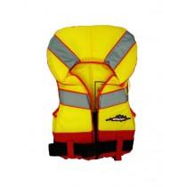Menace Triton Kids PFD Type 1 Life Jacket Adjustable