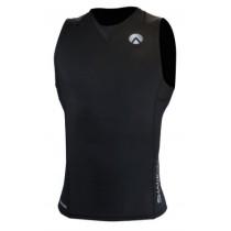 Sharkskin Compression R-Series Mens Sleeveless Top Black