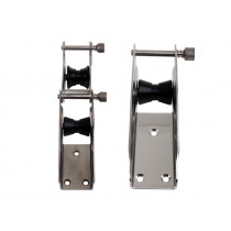 Stainless 304 Self Launching Double Bow Roller