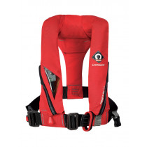 Crewfit 150N Junior Inflatable Lifejacket with Harness