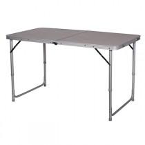Kiwi Camping Bi-Fold Camp Table 1200 x 700 x 600mm