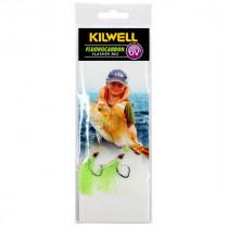 Kilwell UV Tarakihi Tickla Flasher Rig Greeny #2