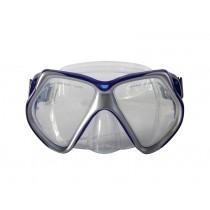 Aropec Womans Dive Mask Transparent Blue
