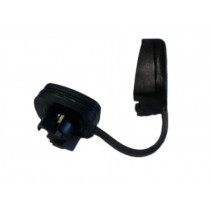 Raymarine Seatalk 3 Pin Deck Socket and Plug