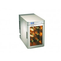 WAECO MF-6W Wine Cabinet 12v/240v 6 Bottle Capacity