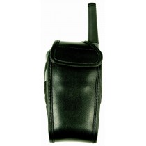 Digitech Black Leather Pouch for DC-1010/1030 UHF Radios