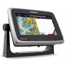 Raymarine a77 7'' GPS/Fishfinder Combo with Wi-Fi Unit Only