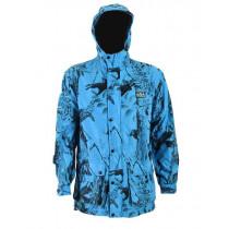 Ridgeline Mens Mallard Jacket Blue Camo