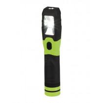LED Rechargeable Worklight and Torch with Power Bank