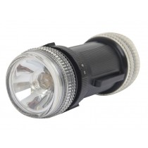 Aropec Dive Torch with Strobe Waterproof to 100m