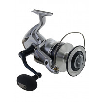 Shimano Saragosa 25000SW and Abyss SW Spinning Pitch Bait Combo 6'4'' 40-100lb 1pc